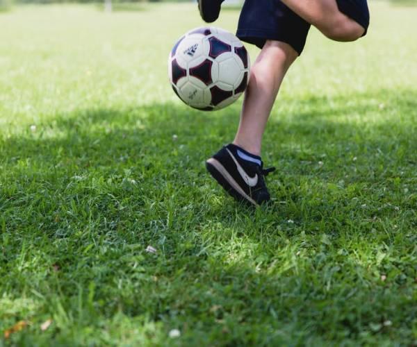 Voetbalschool weer van start