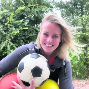Ferwerter Brenda Jager wil jeugd in beweging krijgen met Sportkampioentjes