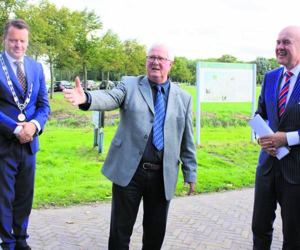 'Hegebeintum is in ikoan yn it lânskip fan Fryslân'