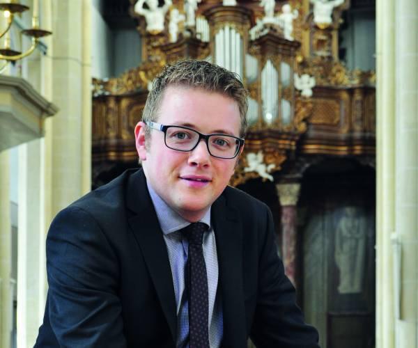 Orgelconcert Minne Veldman in Martinuskerk te Ferwert