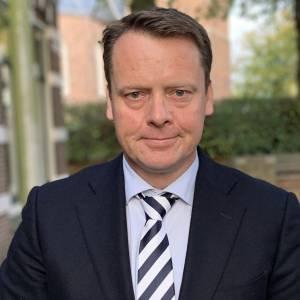 Johannes Kramer burgemeester Noardeast-Fryslân