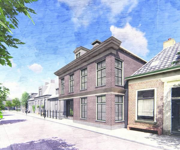 Voormalig dorpscafé Stap der ris Yn in Ferwert krijgt nieuwe bestemming