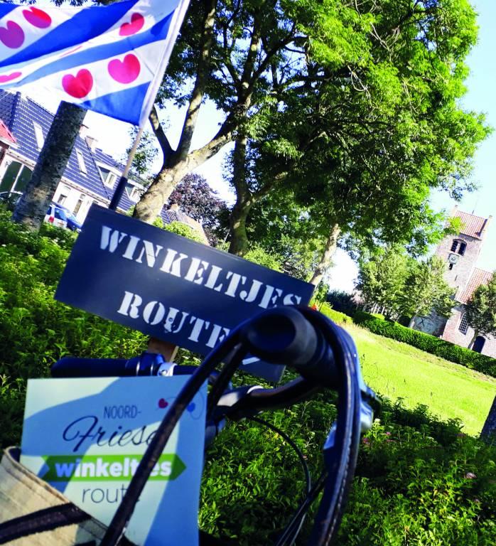 Noord Friese Winkeltjesroute