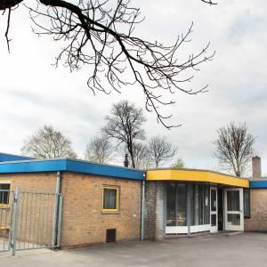 Schoolgebouw Blije <br />gaat in de verkoop